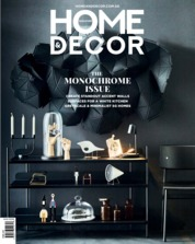 Cover Majalah HOME & DECOR Singapore Agustus 2019