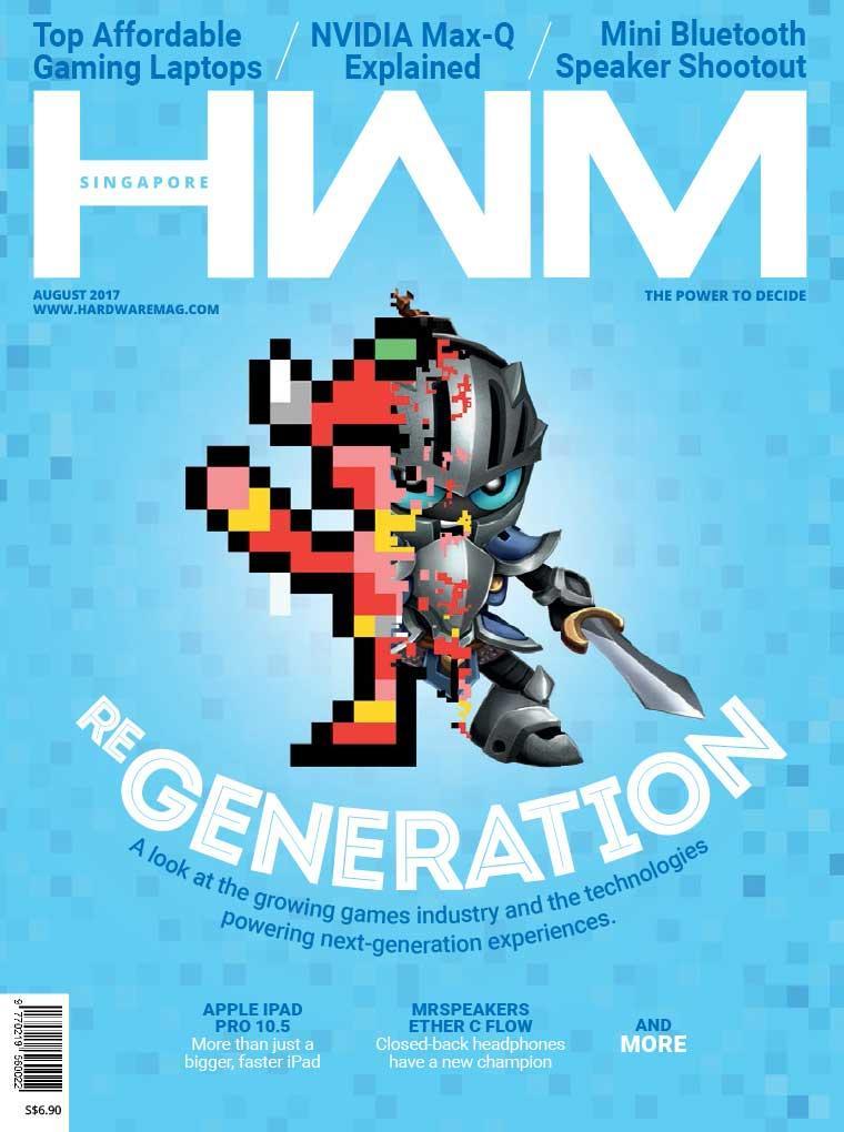 Majalah Digital HWM Singapore Agustus 2017