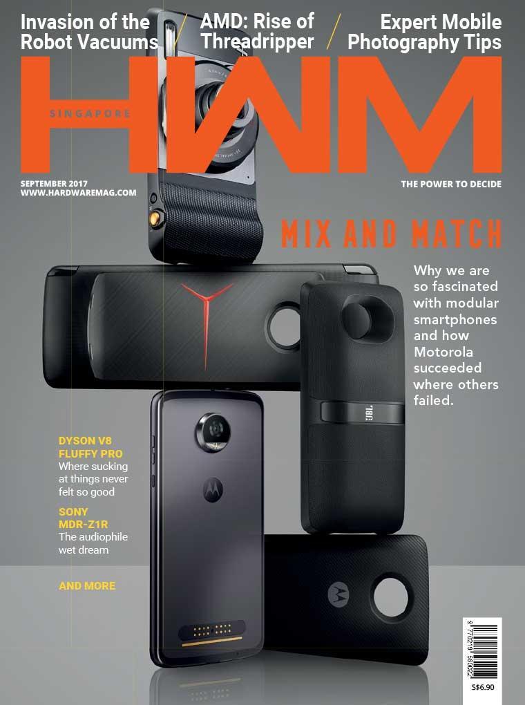 Majalah Digital HWM Singapore September 2017