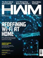 Cover Majalah HWM Singapore Juni 2017