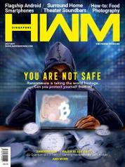 Cover Majalah HWM Singapore Juli 2017