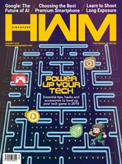 HWM Singapore Magazine Cover January 2018
