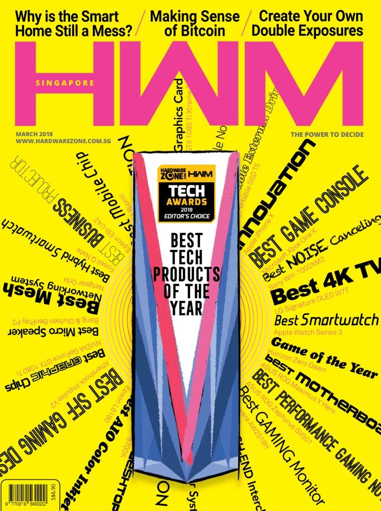 Majalah Digital HWM Singapore Maret 2018