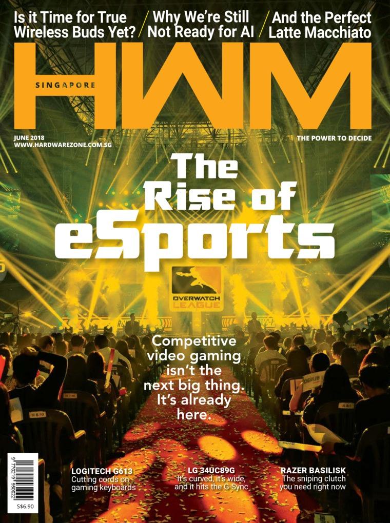 Majalah Digital HWM Singapore Juni 2018