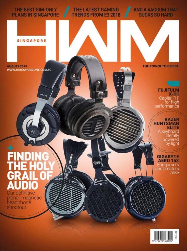 Majalah Digital HWM Singapore Agustus 2018