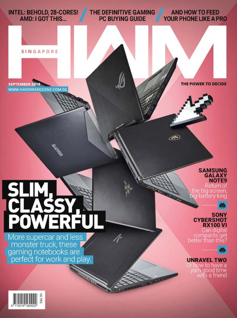 Majalah Digital HWM Singapore September 2018