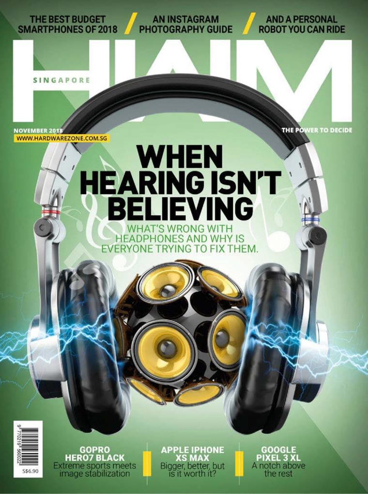 HWM Singapore Digital Magazine November 2018