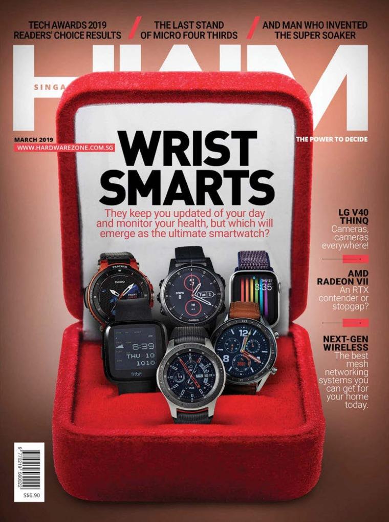 HWM Singapore Digital Magazine March 2019