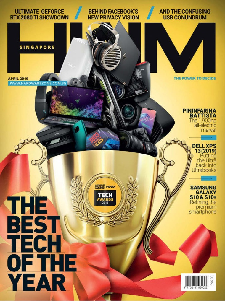 HWM Singapore Digital Magazine April 2019