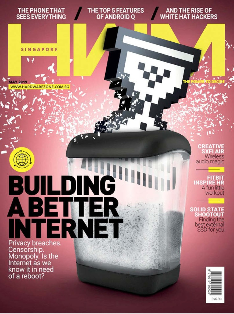 Majalah Digital HWM Singapore Mei 2019