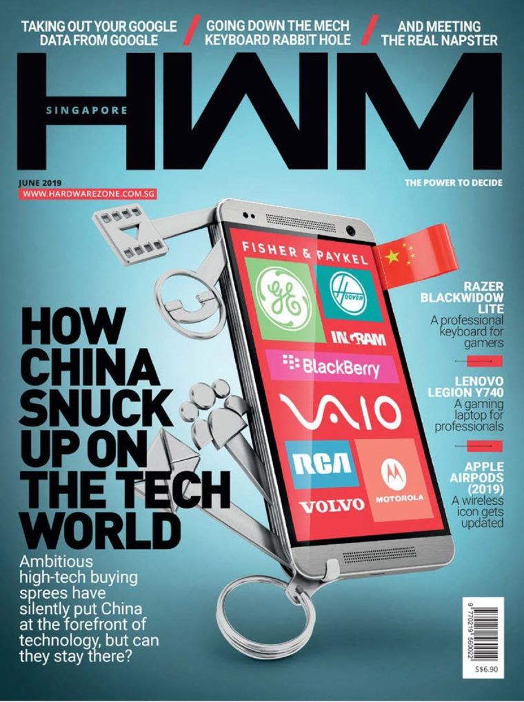 HWM Singapore Digital Magazine June 2019