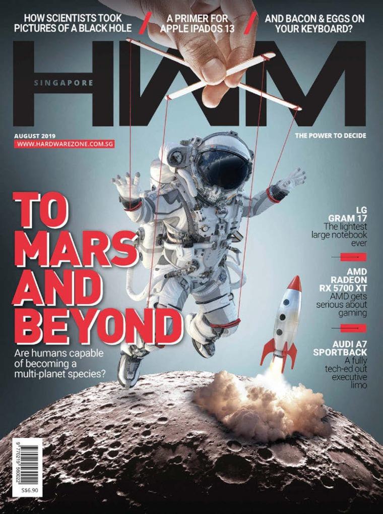 Majalah Digital HWM Singapore Agustus 2019