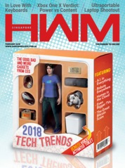 HWM Singapore Magazine Cover February 2018