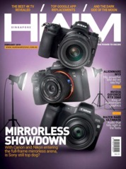 HWM Singapore Magazine Cover February 2019