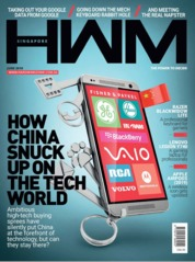 HWM Singapore Magazine Cover June 2019