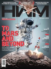 HWM Singapore Magazine Cover August 2019