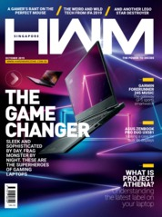 HWM Singapore Magazine Cover October 2019