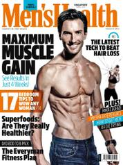 Men's Health Singapore Magazine Cover April 2017