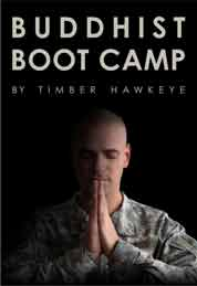 Cover Buddhist Boot Camp oleh Timber Hawkeye