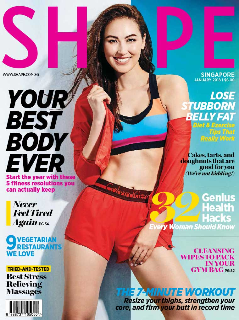 Majalah Digital SHAPE Singapore Januari 2018