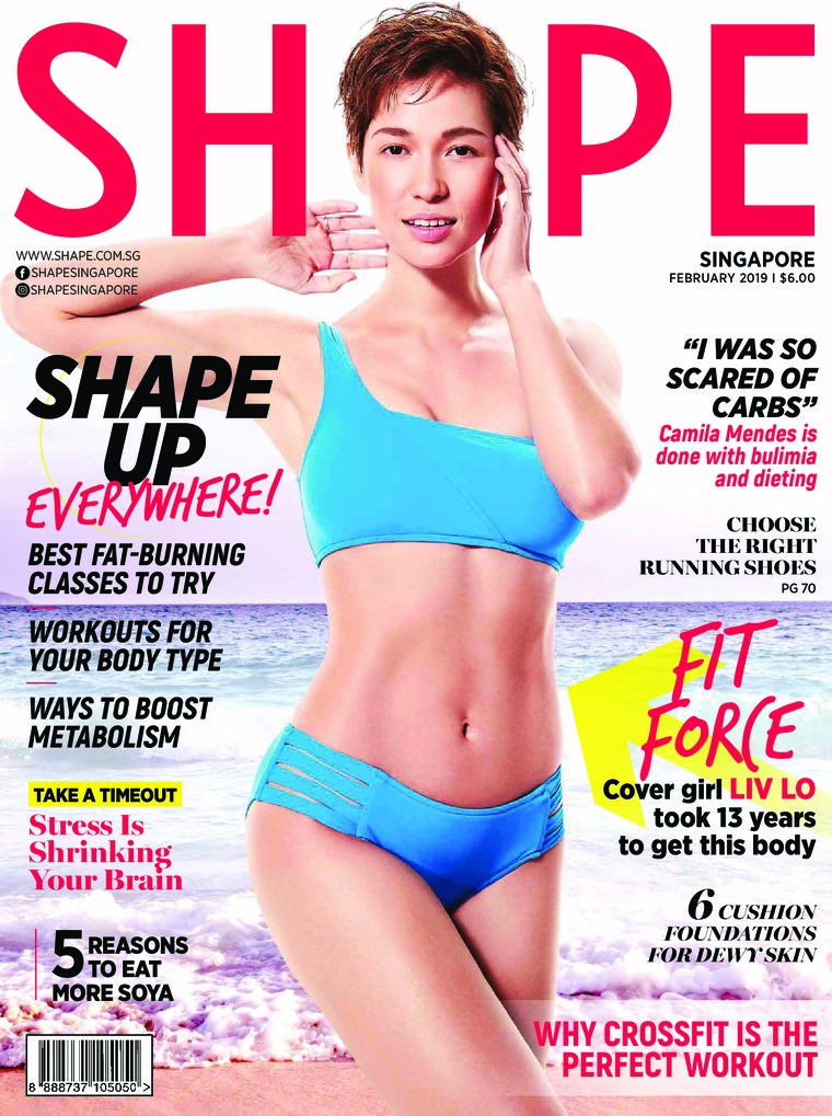 Majalah Digital SHAPE Singapore Februari 2019