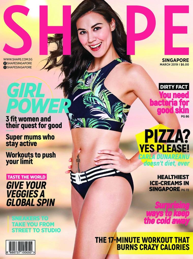 SHAPE Singapore Digital Magazine March 2019