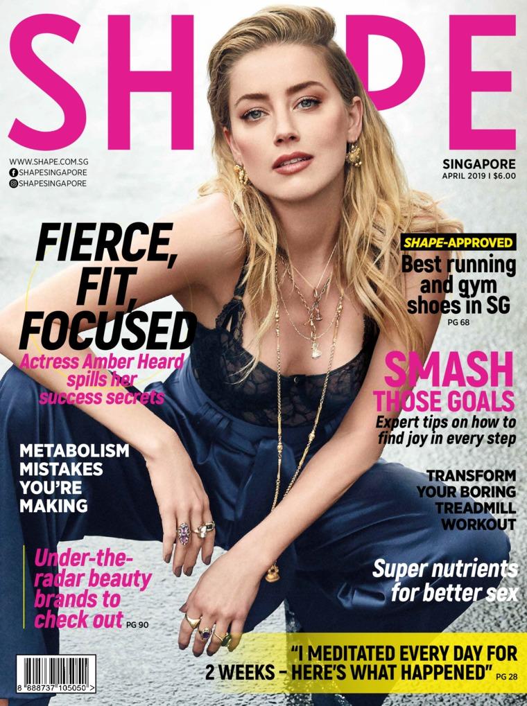 SHAPE Singapore Digital Magazine April 2019