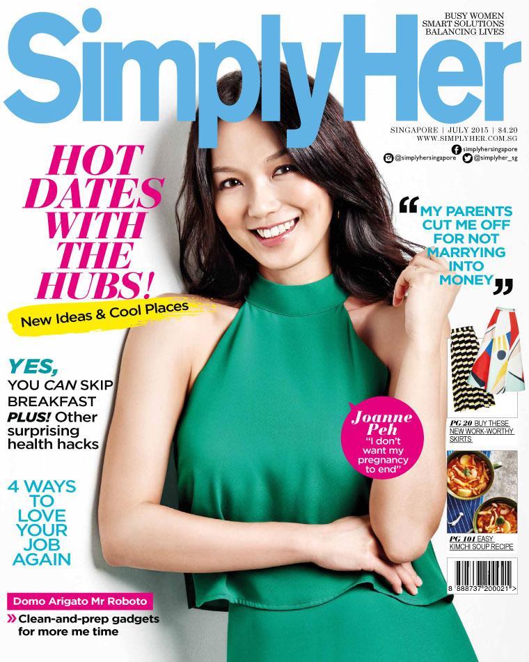 Time Magazine July 2015