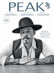 Cover Majalah THE PEAK Singapore Januari 2019
