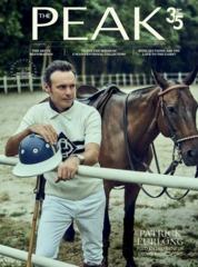 THE PEAK Singapore Magazine Cover