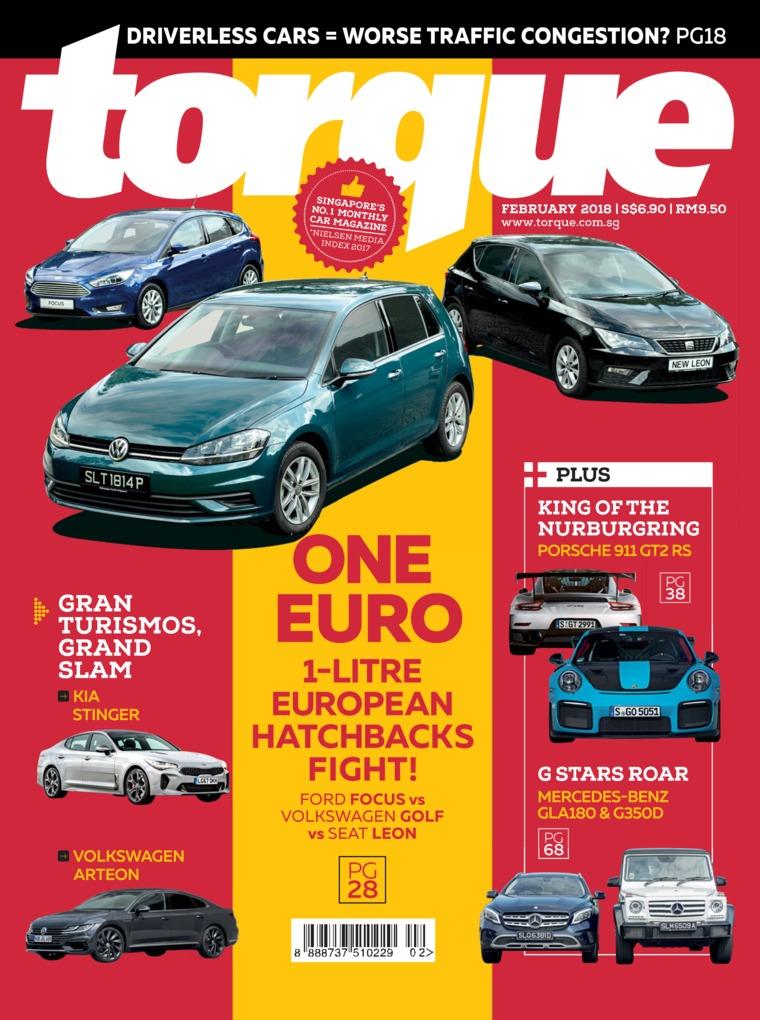 Majalah Digital torque Singapore Februari 2018