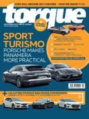 Torque Singapore Magazine Cover September 2017