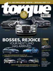 Cover Majalah torque Singapore Desember 2017