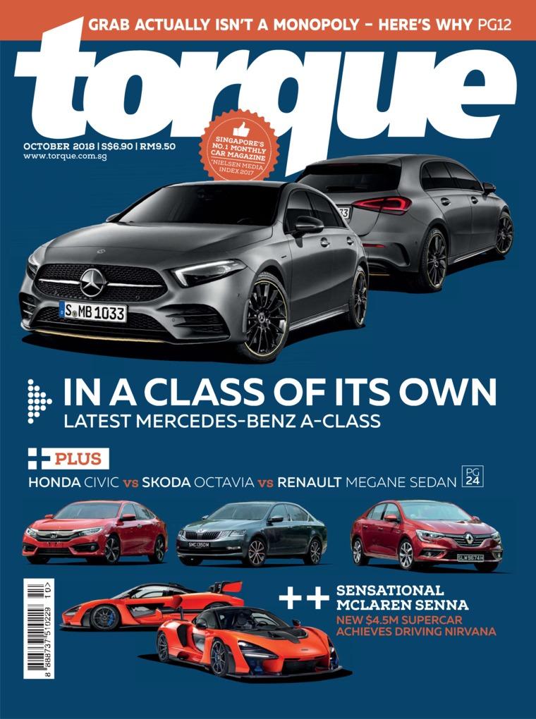 Majalah Digital torque Singapore Oktober 2018