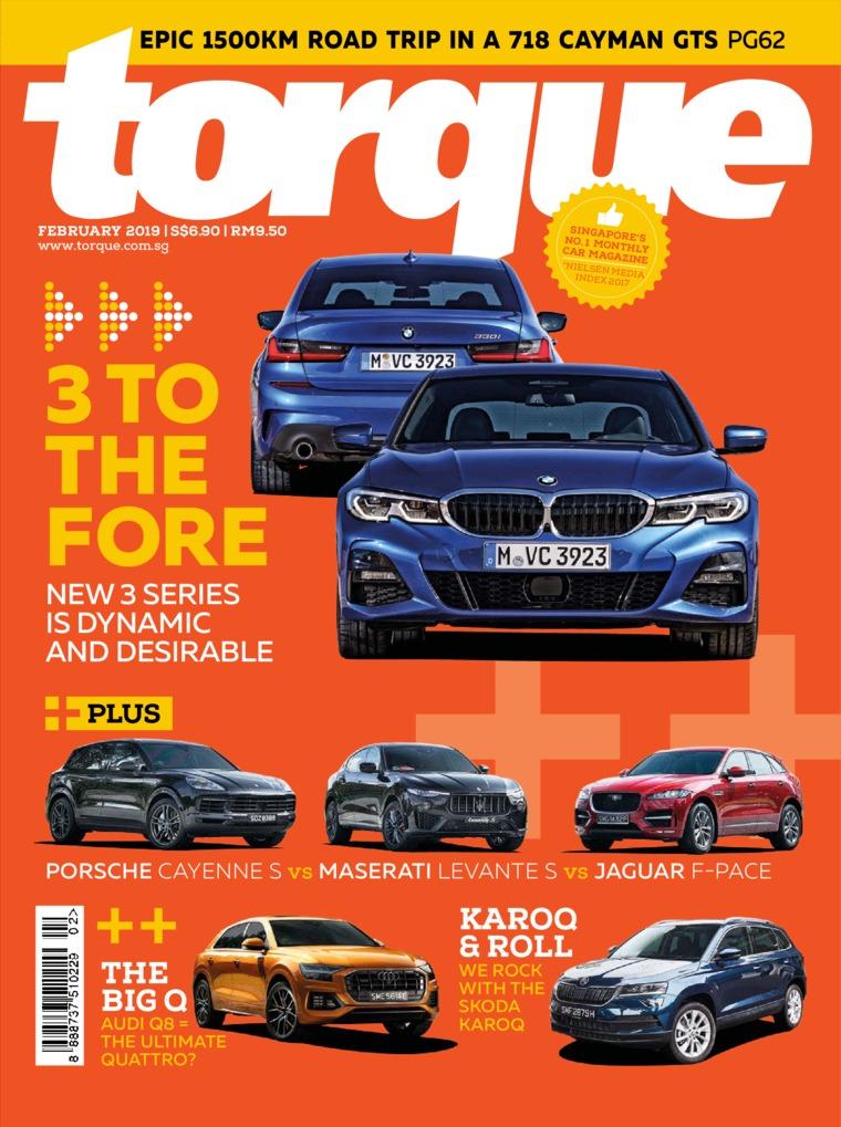 Torque Singapore Digital Magazine February 2019