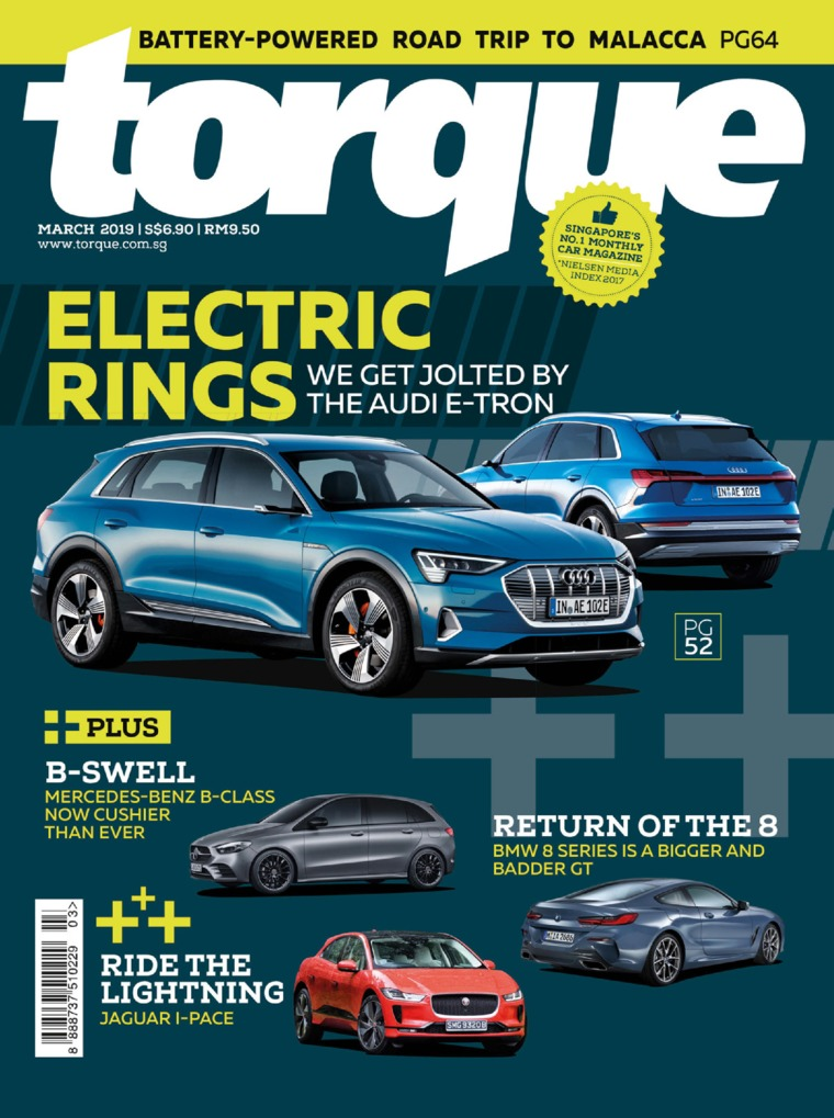 Torque Singapore Digital Magazine March 2019
