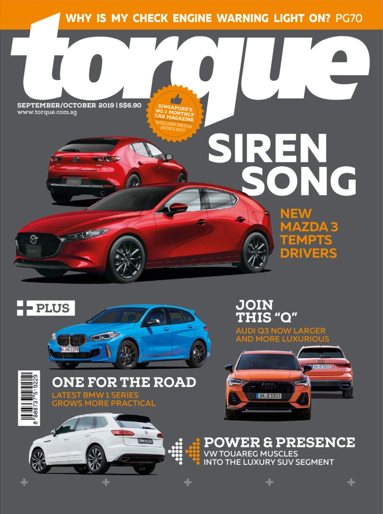 Torque Singapore Digital Magazine September 2019