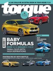 Cover Majalah torque Singapore Maret 2018