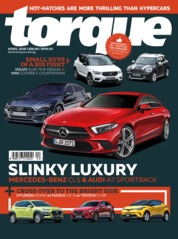 Cover Majalah torque Singapore April 2018