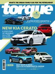 Cover Majalah torque Singapore Agustus 2018