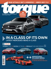 Cover Majalah torque Singapore