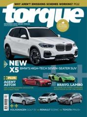 Torque Singapore Magazine Cover December 2018