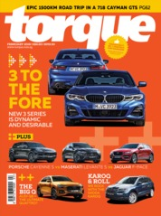 Torque Singapore Magazine Cover February 2019