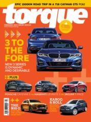 Cover Majalah torque Singapore Februari 2019