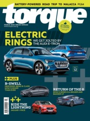 Torque Singapore Magazine Cover March 2019