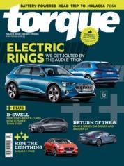 Cover Majalah torque Singapore Maret 2019