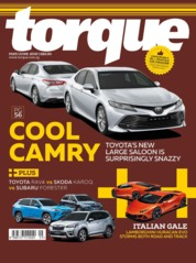 Torque Singapore Magazine Cover May 2019