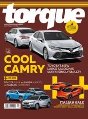 Cover Majalah torque Singapore Mei 2019