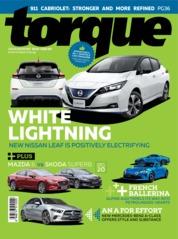 Torque Singapore Magazine Cover