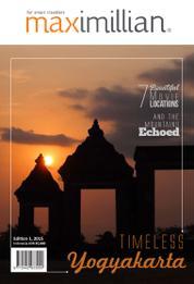 Maximillian Magazine Cover ED 01 October 2015